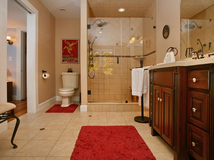 Virtual tour photographed by jay groccia principal for Masters toilet suites