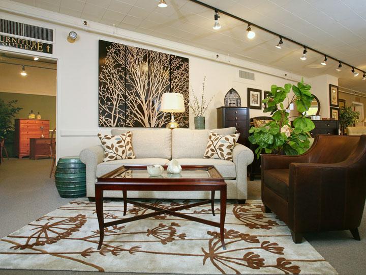 Virtual Tour LaChance Furniture 25 Kraft St Gardner MA