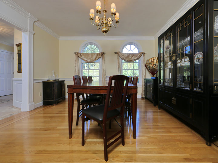 Virtual tour 33 cider hill lane ln sherborn ma 01770 mls for Dining room showcase