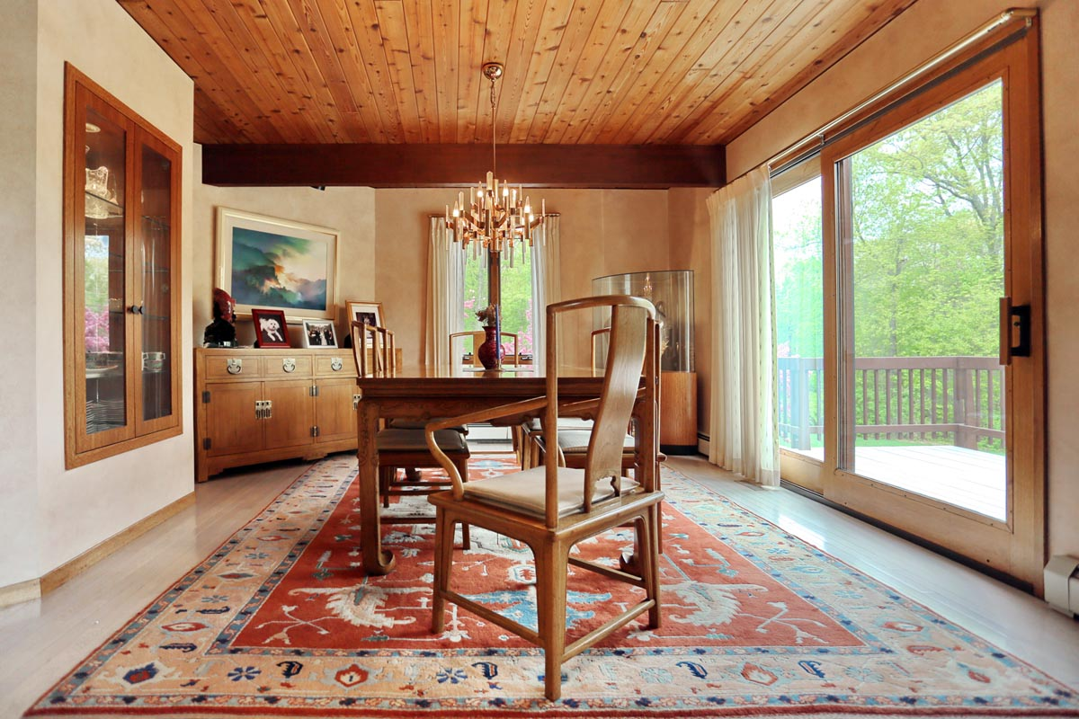Onlinepropertyshowcase virtual tour 17 lost oak rd west for Dining room showcase